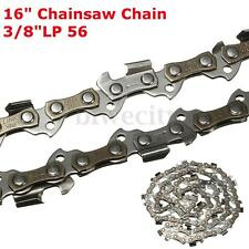 41cm 16'' Chainsaw Chain Blade 56 Links 3/8'' LP 56DL Saw Chain Accessory Part