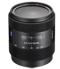 Sony Vario-Sonnar T* DT 16-80mm F3.5-4.5 ZA Lens SAL1680Z -Fedex Free to USA