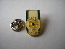 a1 GAZSZER AGARD FC club spilla football futball pins csapok ungheria hungary