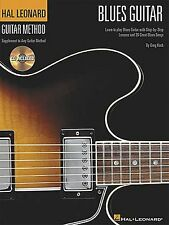 Hal Leonard Guitar Method Blues Learn Play Complete Guide TAB Music Book