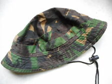 BRITISH DPM BUSH jungle BOONIE HAT MODIFIED LOW PROFILE PARA AIRBORNE STYLE M