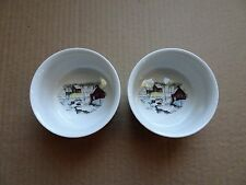 2 Johnson Brothers Baker ware Bowl