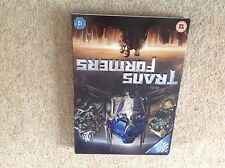 Transformers DVD - Region 2 - Shia LaBeouf Tyrese Gibson Megan Fox