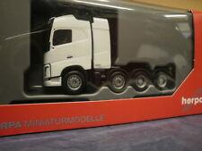 Herpa Camion Volvo fh4 prestit/aerop. XL pesanti-SZM Bianco