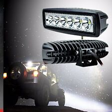 12V LED Car 18W Flood Spot Work Light  Fog Lamp Off Road Boat Truck ATV 4x4 LED