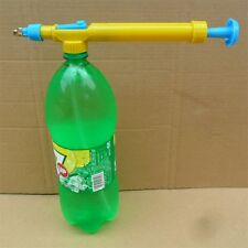 Mini Juice Bottles Interface Plastic Trolley Gun Sprayer Head Water Pressure OV