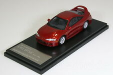 Hi-Story 1/43 Mitsubishi ECLIPSE GSX 1997 Red Pearl HS088RE