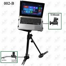 Laptop mount/stand/holder (SUPPORTING ARM ENFORCED) for car/truck/van/SUV