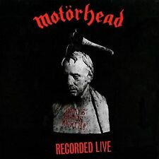MOTORHEAD What's Words Worth? Recorded Live ASTAN RECORDS Sealed Vinyl Record LP