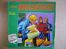 I Quaderni del Fumetto n°18 1975 L'UOMO MASCHERATO LEE FALK - Ed. Spada  [G503]