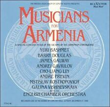 Musicians for Armenia by Bashmet, Yuri; Douglas, Barry; Galw *NO CASE DISC ONLY*