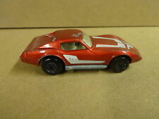 MATCHBOX SUPERFAST N° 62 MADE IN ENGLAND 1979 - CHEVROLET CORVETTE