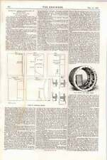 1898 Hydraulic Shield Tunnelling Melbourne Spanish Warship Infanta Maria Teresa