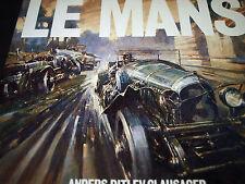 LE MANS 24 HOURS 1982 PORSCHE 956 1966 1967 1968 FORD GT40 1971 1970 917 910