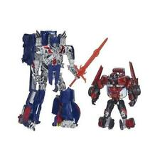 Transformers Age Of Extinction Generations Leader Class Optimus Prime/Sideswipe