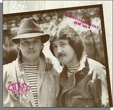 "Stoker Bros. - She Saves Her Love For Me + 1985 7"" 45 RPM Single!"