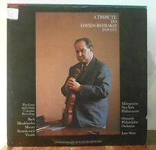 A Tribute to David Oistrakh The Great 1955-56 Recordings Columbia MG 33328