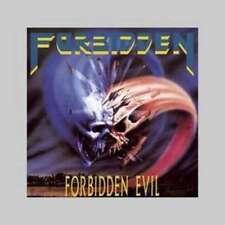 FORBIDDEN FORBIDDEN EVIL CD NEW