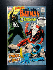 COMICS: DC: Brave and the Bold #79 (1968), 1st Neal Adams full Batman - RARE