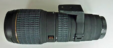 Sigma EX IF HSM 100-300mm F/4 APO Zoom Lens for canon EOS