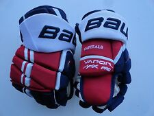New Pro Stock Hockey Gloves  Bauer VAPOR APX  PRO Hockey Gloves APX2 .