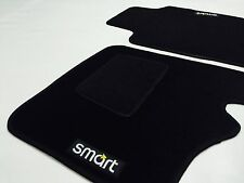 ALFOMBRILLAS. ALFOMBRA A MEDIDA SMART FORFOUR. (2004-2006) VELOUR