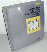 Werkstatthandbuch Elektrik IVECO EuroTech, EuroStar, EuroTrakker, Stand 1995