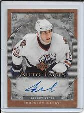 07-08 Artifacts Jarret Stoll Autofacts
