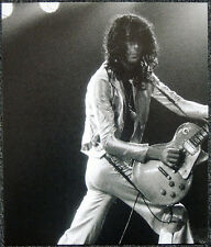 LED ZEPPELIN POSTER PAGE 1975 JIMMY PAGE . P27