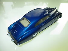 "Bentley ""R"" Type in blau bleu blue metallic, Matchbox Dinky DY-13 ca. 1:43!"