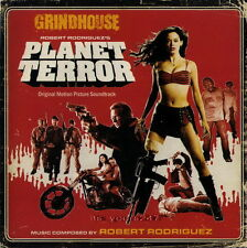 Grindhouse: Planet Terror  - Original Soundtrack [2007] | Robert Rodriguez | CD