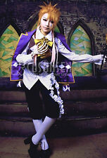 Cosonsen Black Butler Kuroshitsuji Circus Joker Cosplay Costume Custom Made