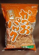Japanese Dried Bonito Flakes Katsuobushi 100g Produced in Japan F/S