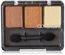 CoverGirl Eye Enhancers Trio Eye  Shadow Kit Golden Sunset 115 Bronze Gold