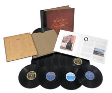 "ROBERT JOHNSON Complete Original Masters NEW 12 10"" 45 RPM vinyl LP/4 CD/DVD"