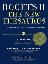 Roget's II: The New Thesaurus  Hardcover