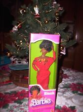 1979 Vintage Rare 1st BLACK Barbie Doll African American Mint in Box 1293 Mattel