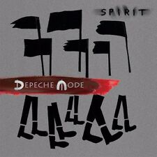 Depeche Mode Spirit - Deluxe 2 CD Set - Features 5 Additional Remixes