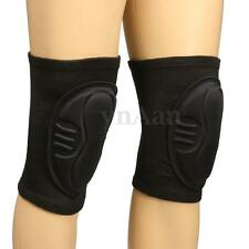MMA Volleyball Wrestling EVA Padded Knee Support Pads Sport Protective Guards