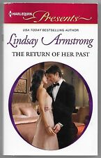 Harlequin Presents: The Return of Her Past 3158 by Lindsay Armstrong (2013, Pape