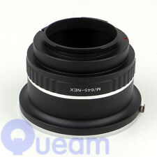 Pixco Mamiya 645 Lens To Sony Lens Adapter A7 A7s A7R A7II A7RII A7SII NEX-5T