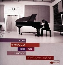 You Should Be So Lucky by Benmont Tench (CD, Mar-2014, Blue Note (Label))