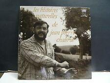 JEAN PIERRE CHABROL Les histoires naturelles ARION 30 S 063