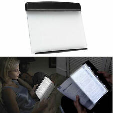 LED Light Lamp Panel Wedge for Traveling Reading Book in Car/bed Paperback Night