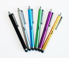6 x Touch Pen ALU Eingabe Stift Stylus für iPhone 4 5 iPad Galaxy S3 S4 mini Tab