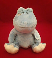 """CARTE BLANCHE BLUE NOSE FRIENDS 10"""" RARE COLLECTABLE LILY PLUSH GIFT"""