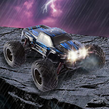 1/12 Scale 2.4GHZ Remote Control Truck Electric RC Car High Speed Monster Blue