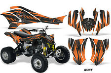 AMR Racing Graphics Sticker Kits ATV Can Am DS 450 Decals  2008-2013 NUKE ORANGE