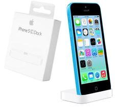 GENUINE APPLE IPHONE 5C WHITE LIGHTNING CHARGING DOCK CHARGE SYNC POD STATION