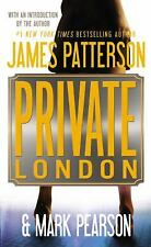 Private London by James Patterson and Mark Pearson TRADE SIZE edition